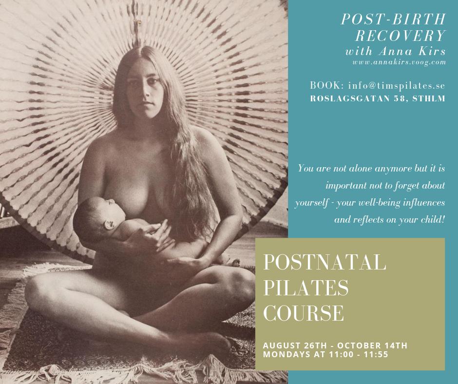 Postnatal Course